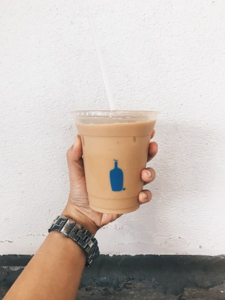 Blue Bottle Ice Latte